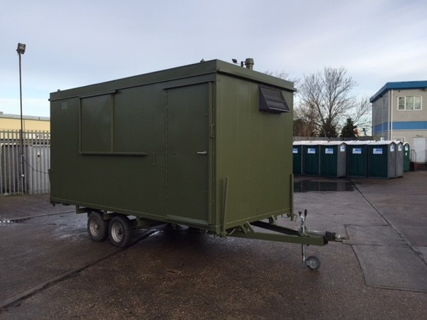 Welfare unit