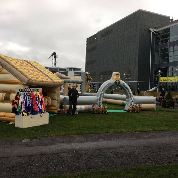 Opportunity to buy inflatables