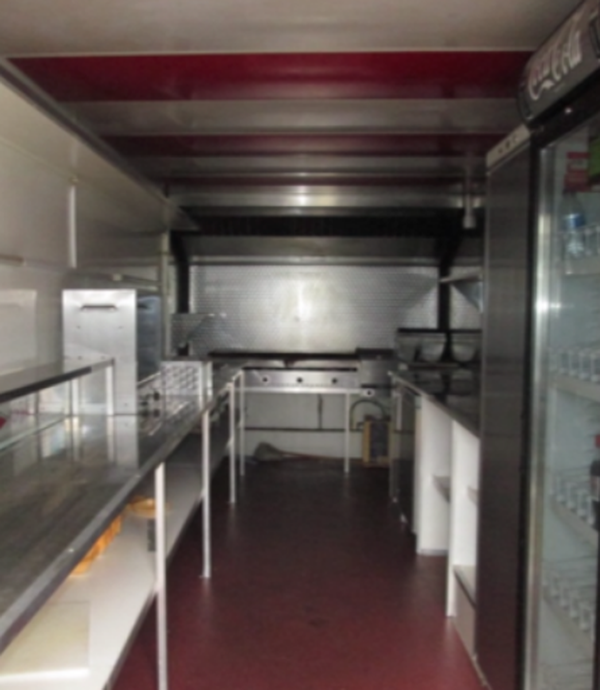 Kitchen trailer for sale