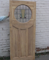 Stained door for sale