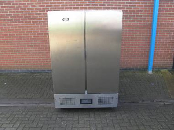 Foster FSL800L Double Door Freezer