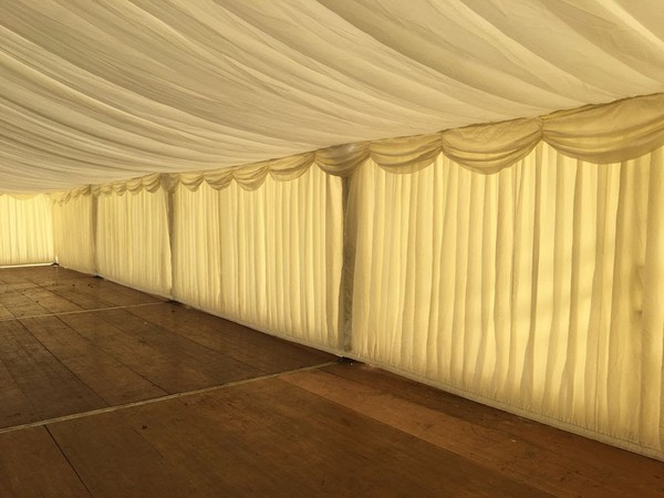 PVC marquee for sale