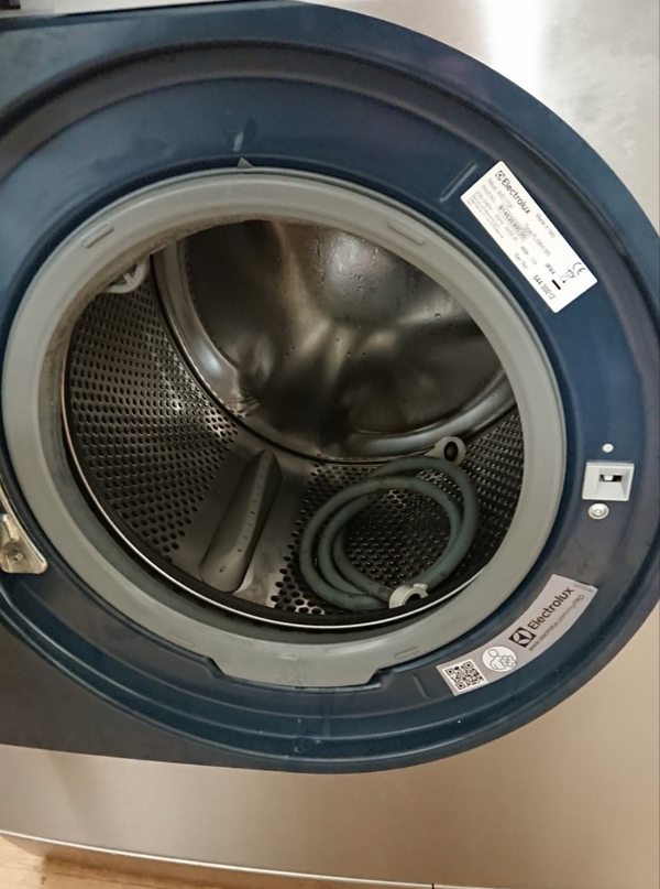 Large washing machine