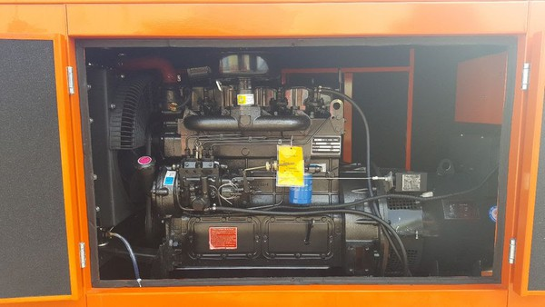 Unused silent generator for sale