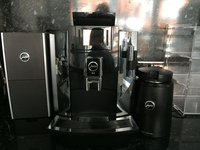 Coffee machine package