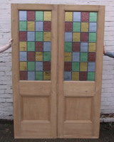 Glazed door for sale