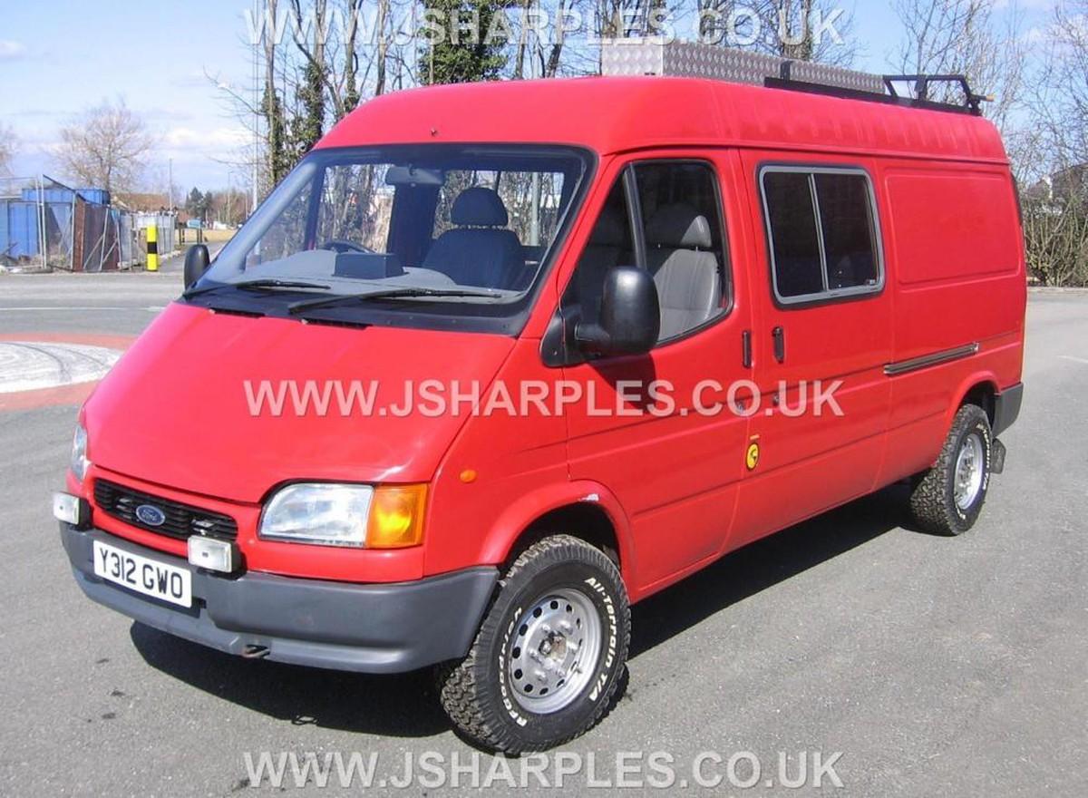 secondhand lorries and vans 7500kg and under ford. Black Bedroom Furniture Sets. Home Design Ideas