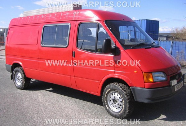 4x4 ford van for sale