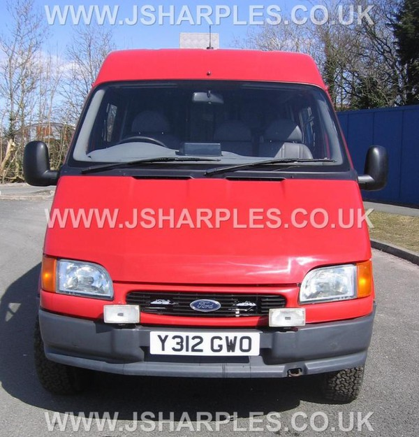 Buy ford transit