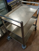 Stainless steel trolley for sale