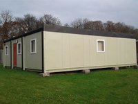 Single storey office unit