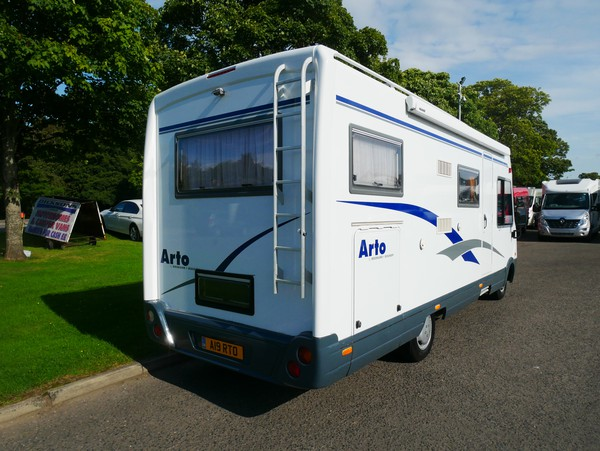 Motorhome for sale scotland