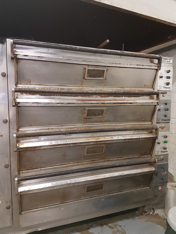 Rack oven for sale