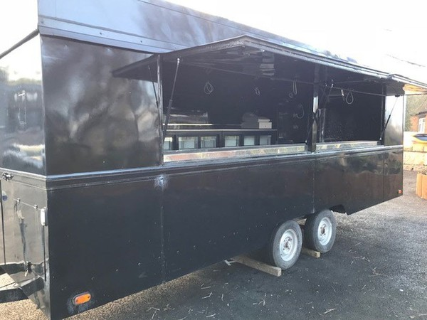 Secondhand Trailers | Catering Trailers | Mobile Bar ...