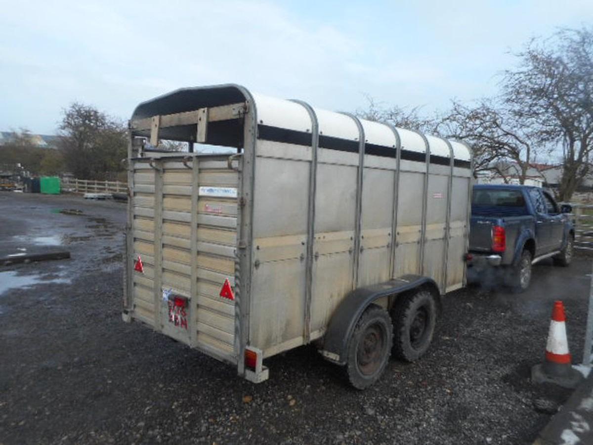 Secondhand Trailers | Livestock | Ifor Williams Livestock ...