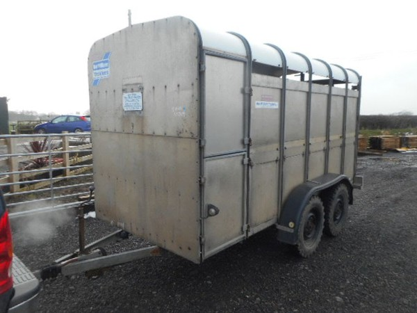 Used Ifor Williams Livestock Trailer