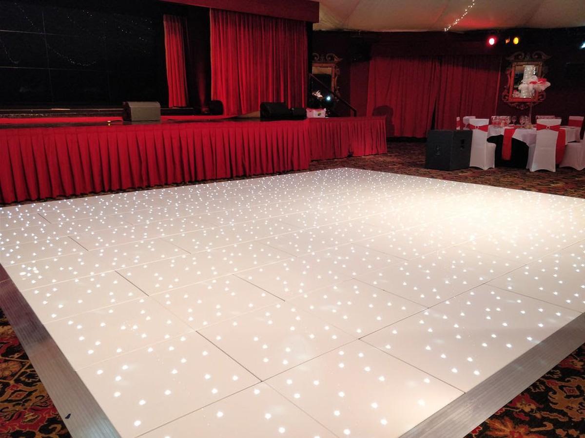Curlew Secondhand Marquees Dance Floor 20x20ft