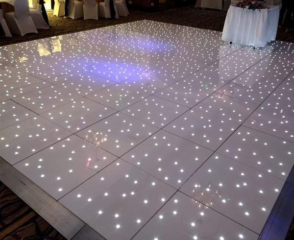 LED Dance floor hire Scotland