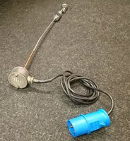 Fuel immersion heater