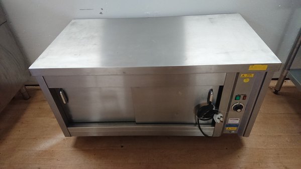 Secondhand Hot cupboard for sale