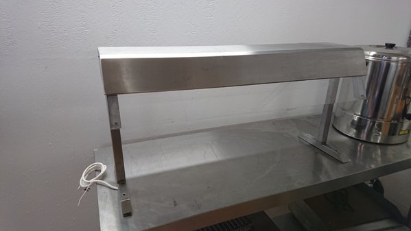 Used Stainless Steel Display Gantry Light	 (6299)