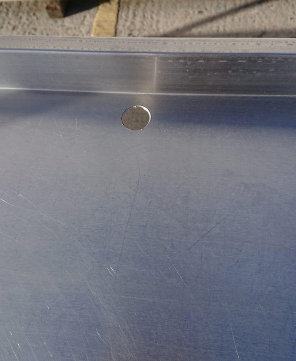 Commercial table for sale