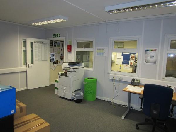 Used Portakabin office