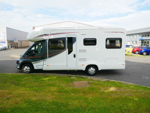 Secondhand Auto-Trail Imala 720 Motorhome