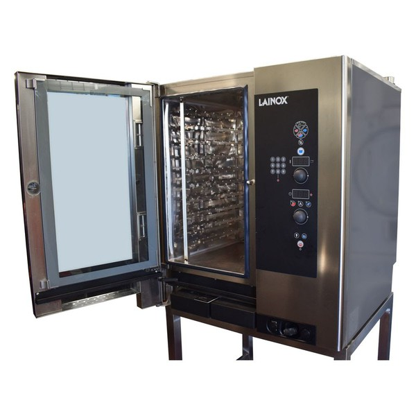 Commercial 10 grid oven