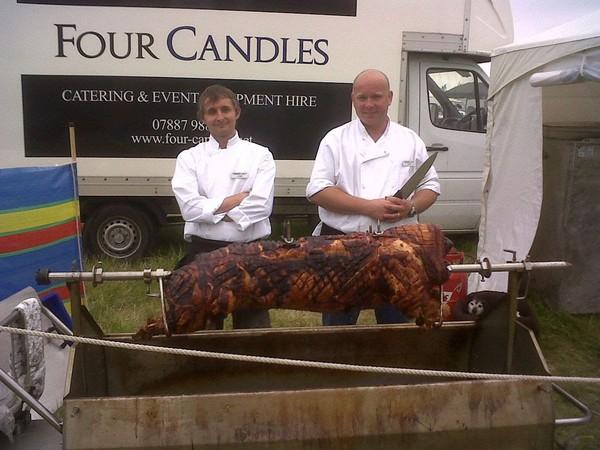 Hog roast for sale Surrey