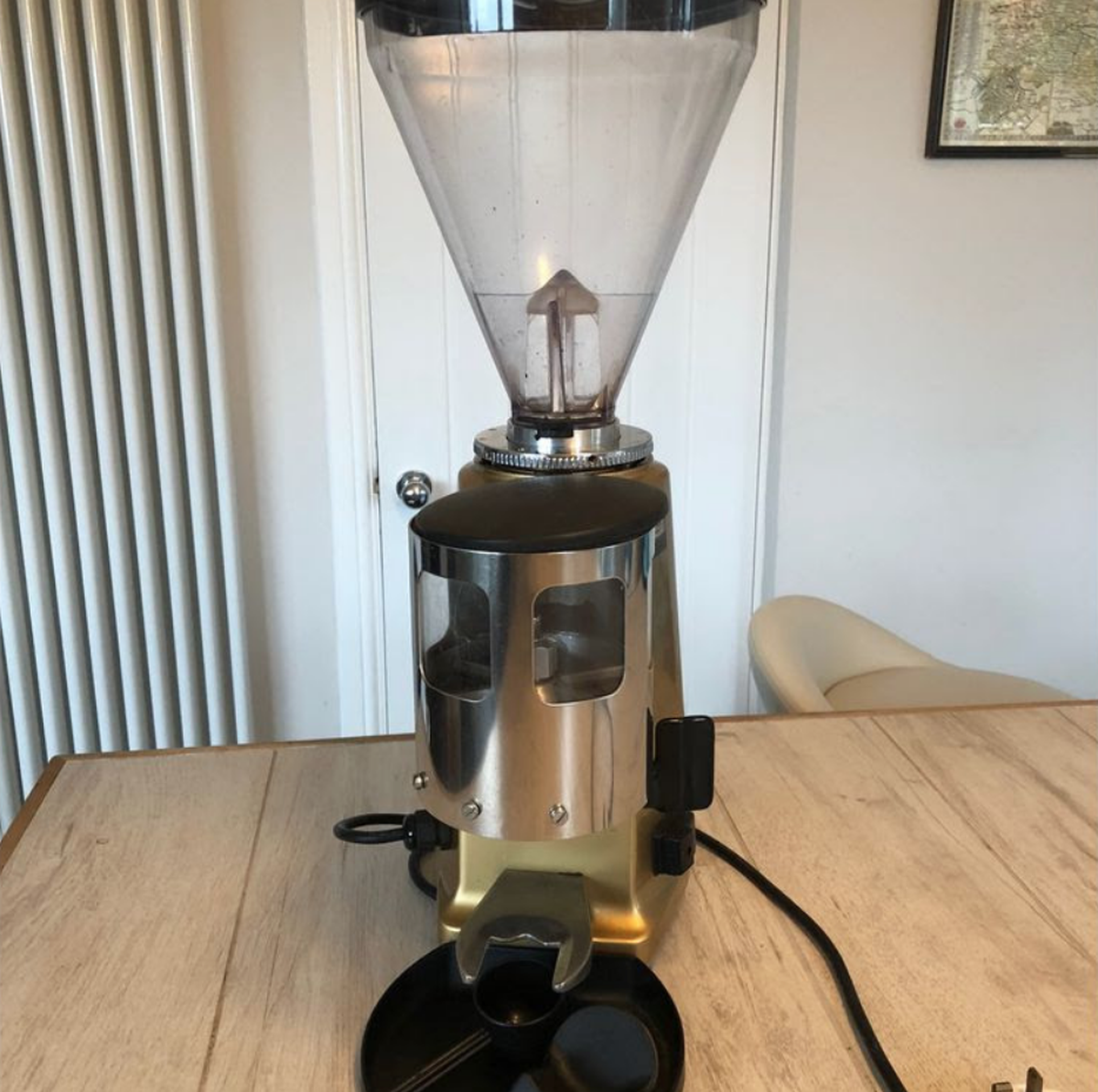 Secondhand Catering Equipment Coffee Grinders Mazzer