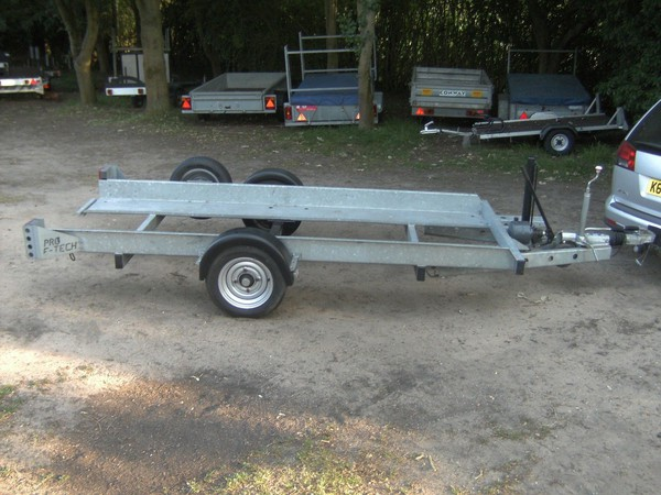 Transporter trailer for sale