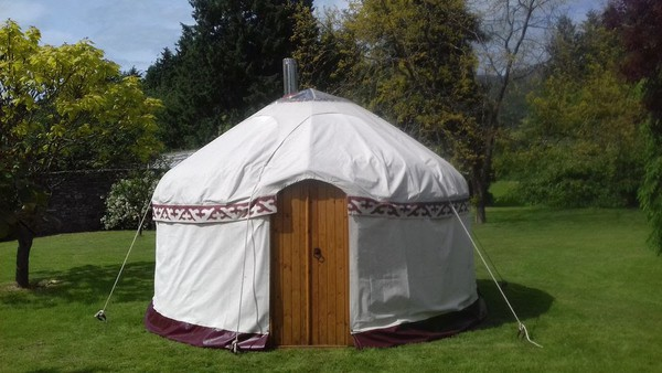 Profitable Yurt Hire Business for sale