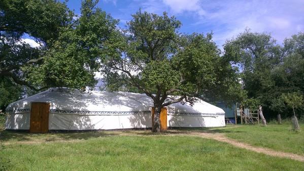 Selling Profitable Yurt Hire Business