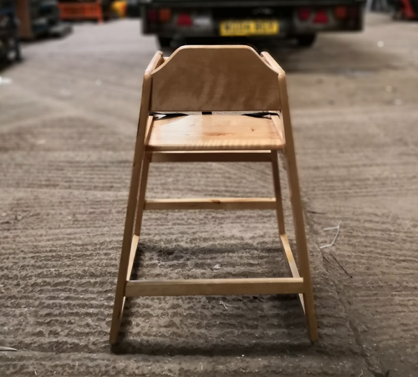 Wooden high chairs for sale
