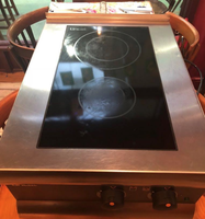 2 ring hob for sale
