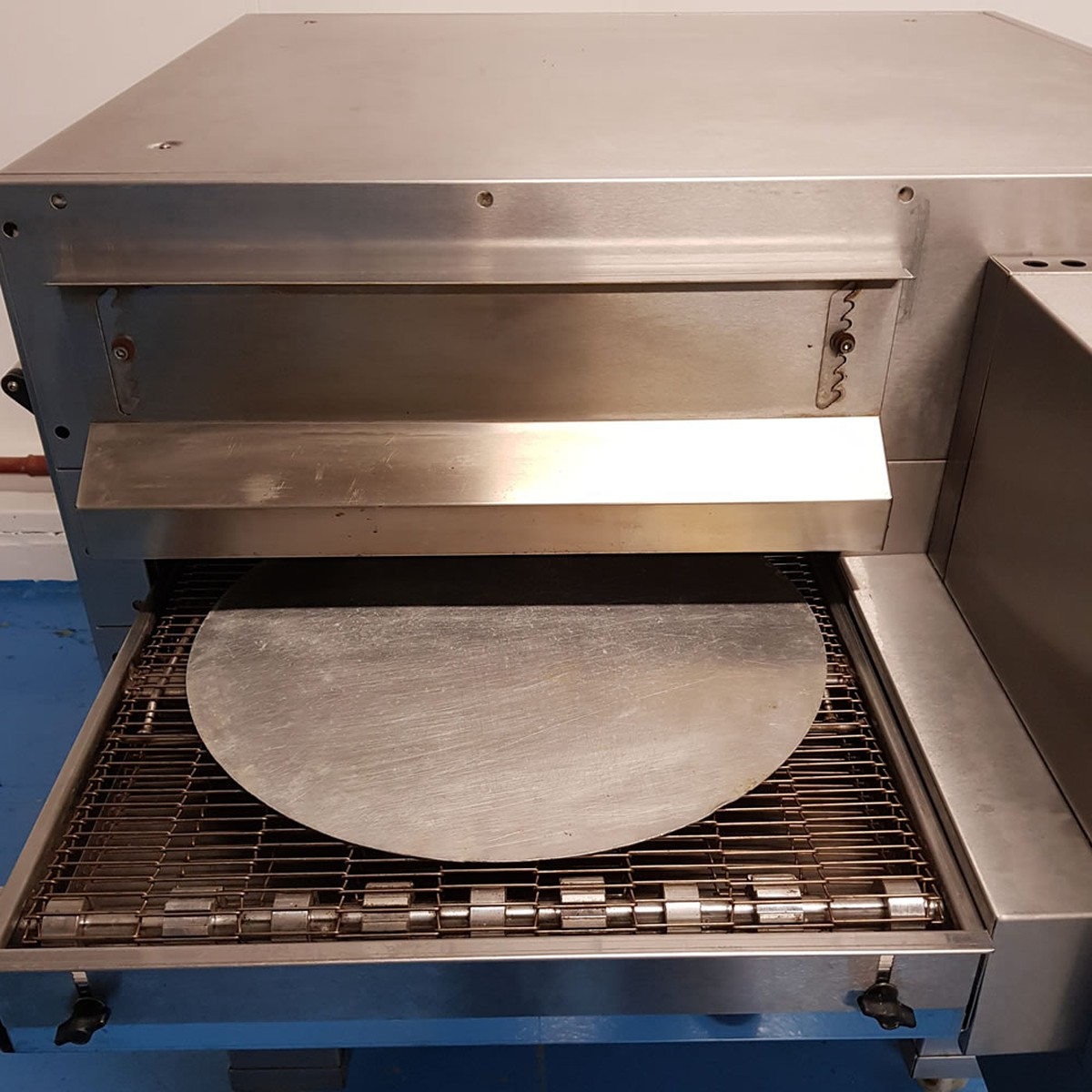 Used Pizza Ovens For Sale >> Used Zanolli Synthesis 08 50 Gas 20 Conveyor Pizza Oven Peterborough Cambridgeshire