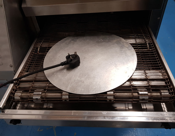 Used Zanolli pizza oven for sale