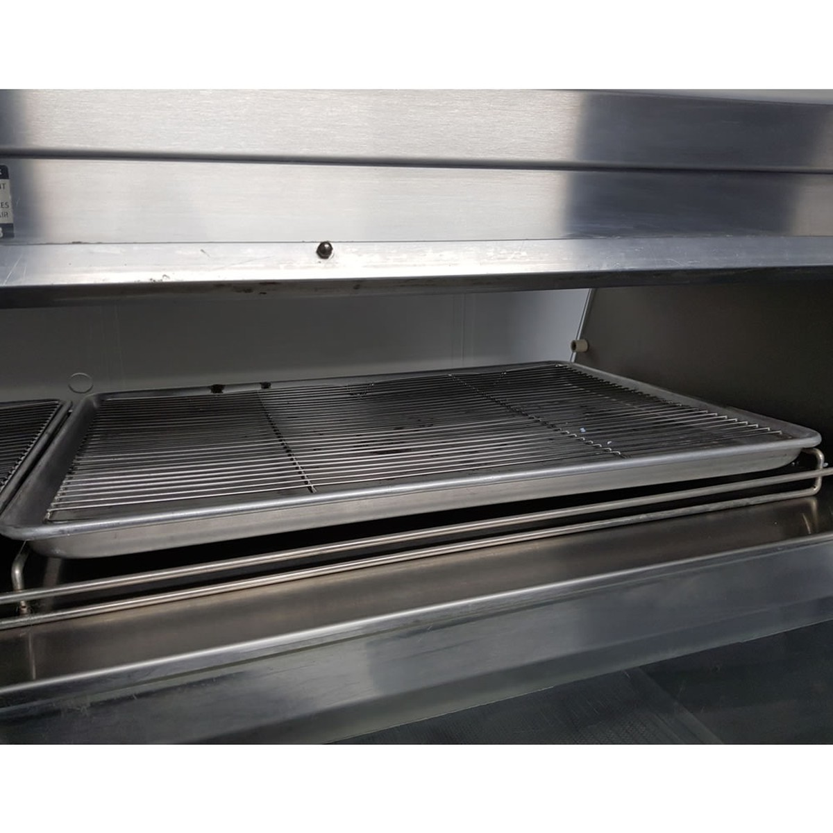 ... Chicken display cabinet ...  sc 1 st  Secondhand Shop Equipment & Secondhand Shop Equipment | Heated Display | Used Henny Penny ...