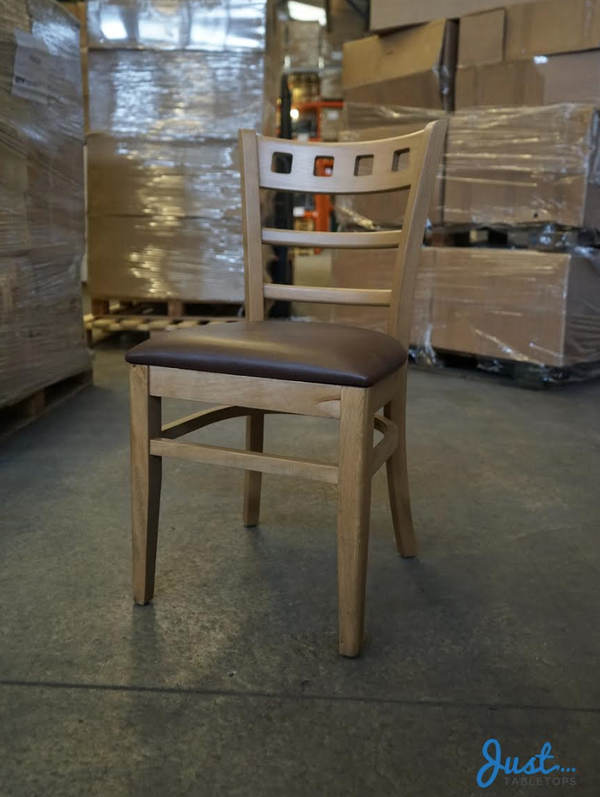 Oak Restaurant Chairs