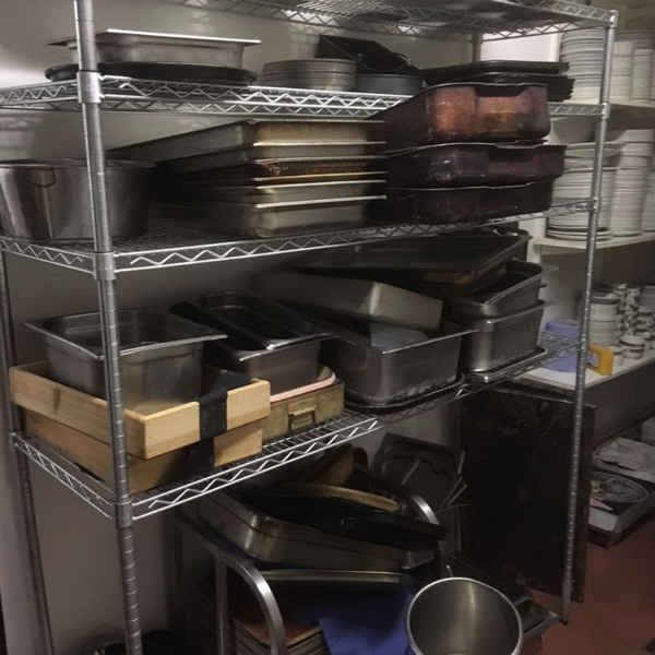 Catering job lot for sale