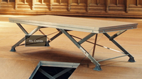Alu Combi stage decks