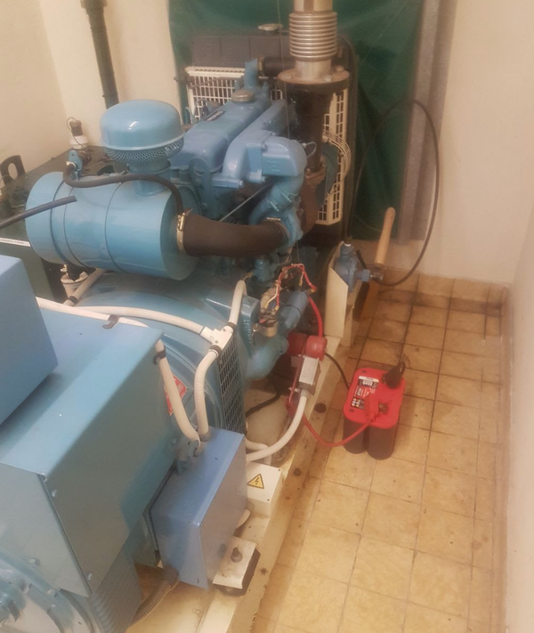 Countryman 55kva generator for sale