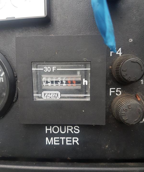 Used 3 phase generator