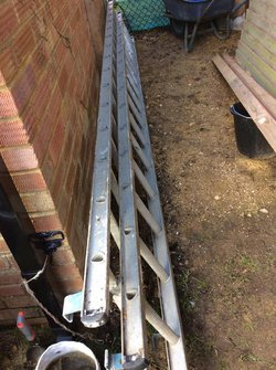 Used builders ladders