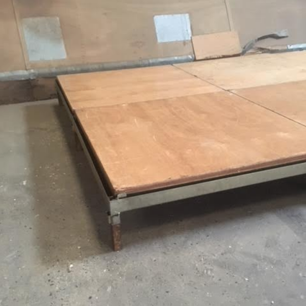 Used stage for sale