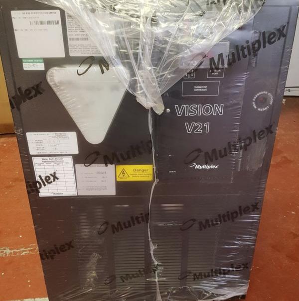 Multiplex vision cooler for sale