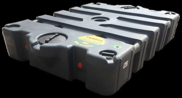 Plastic waste tanks for sale