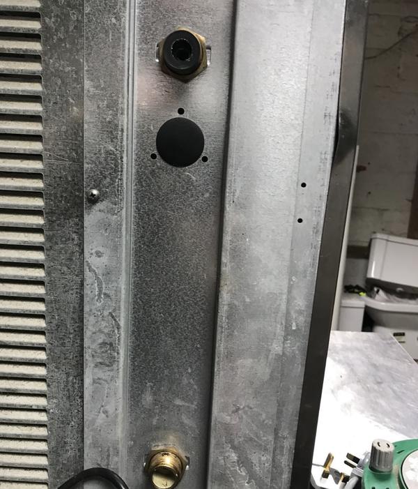 Bar ice machine