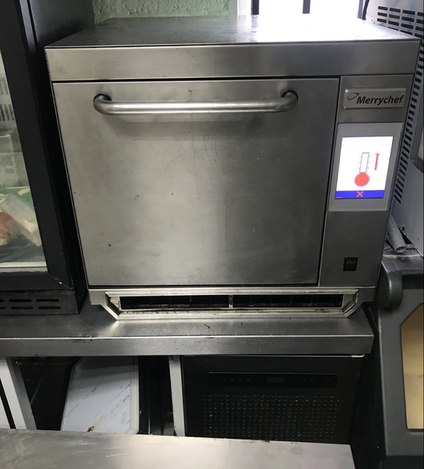 Secondhand Merrychef oven